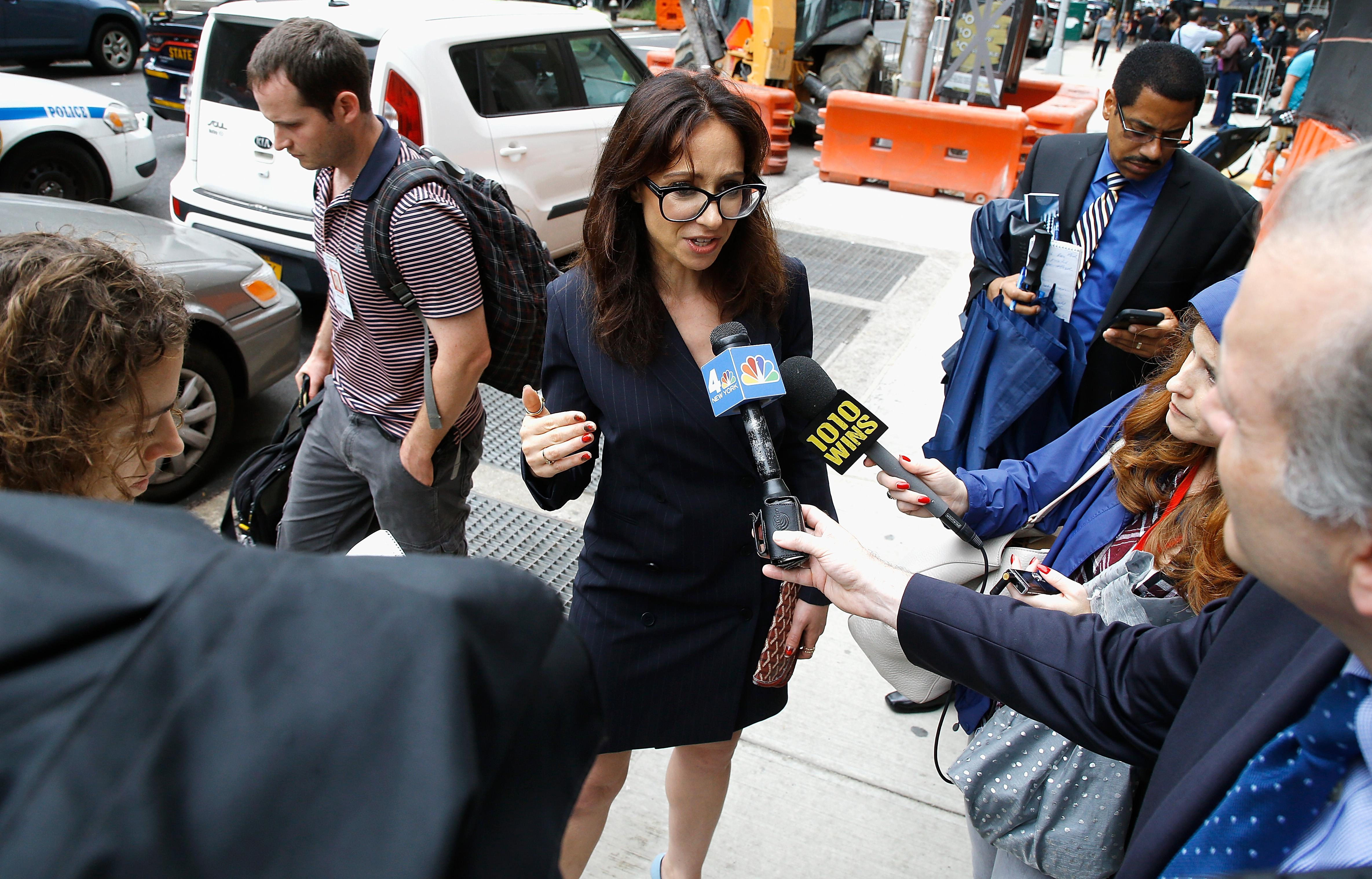 Sexual harassment lawyer: 'It's quite unusual' how perpetrators are able to use Big Tech