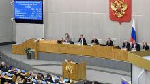 Les amendements constitutionnels de Poutine validés par les députés russes