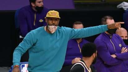 LeBron won't return for Lakers tonight