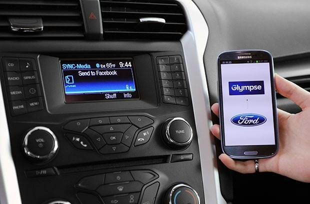 Glympse announces voice-controlled location-sharing app for Ford SYNC