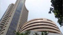 Sensex closes 39 points higher, Nifty below 10,800; Airtel, Sun Pharma top gainers