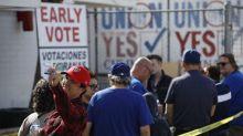 Demokrat tidak rilis hasil kaukus Nevada di hari yang sama saat pemilihan