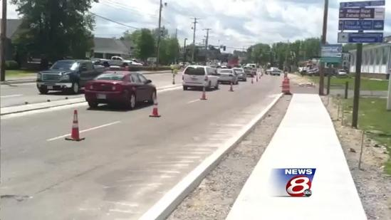 New Scarborough intersection opens