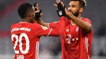 Foot - ALL - Coupe - Coupe d'Allemagne : Choupo-Moting et Sarr brillent pour leur première avec le Bayern Munich