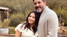 Pregnant Jenna Dewan Spends Thanksgiving with Boyfriend Steve Kazee and Daughter Everly