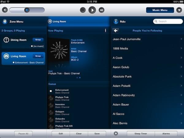 Sonos adds Rdio to its streaming music repertoire