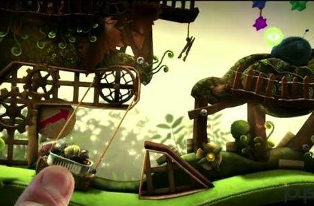 LittleBigPlanet (PS Vita) preview: Touched by a Sackboy