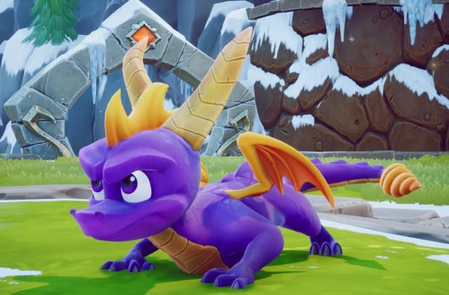 'Spyro Reignited Trilogy' heads to PC and Switch on September 3rd