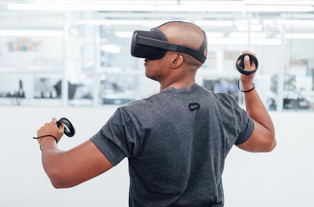Oculus' Santa Cruz gets closer to the future of wireless VR