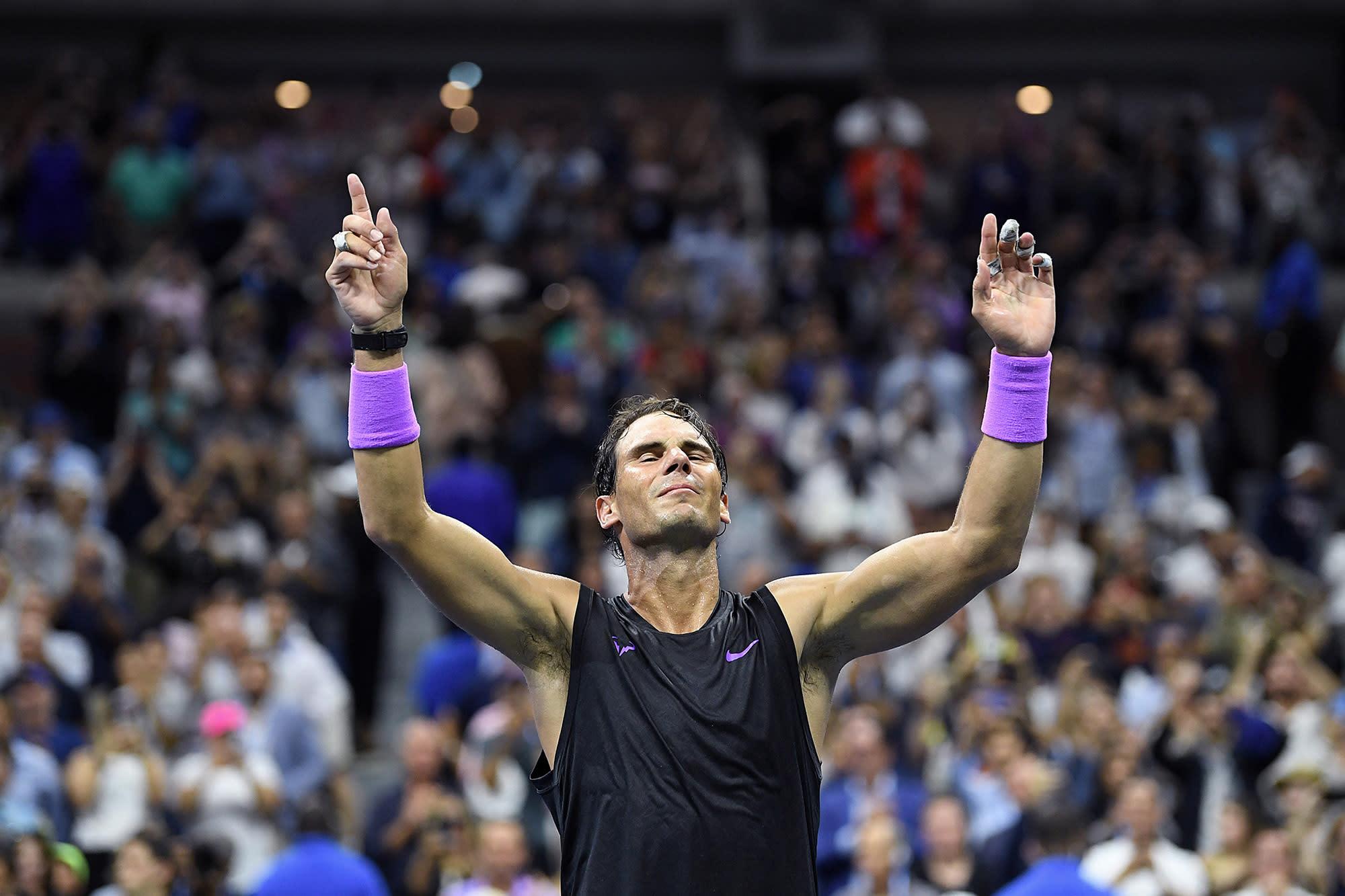 Rafael Nadal Latest To Skip Us Open Won T Defend Title