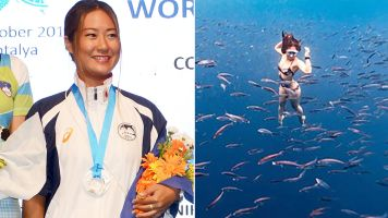 Diving world champion dies aged 30 after fall