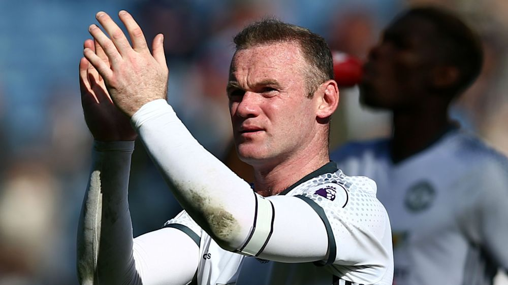 Rooney's Manchester United future 'doesn't look good'