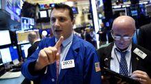 Wall Street rompe su racha positiva en una sesión de reposo