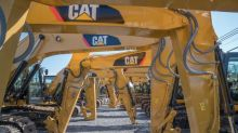 Caterpillar's Retail Sales Growth Continues to Decelerate