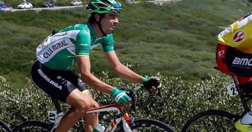 Cyclisme - T. de Croatie - Jaime Roson déloge Vincenzo Nibali de la tête du Tour de Croatie