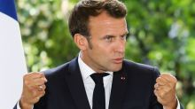 Macron Is Making a Push to Direct France's Big Money Toward Tech