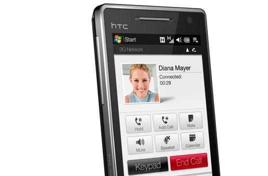 HTC Touch Diamond2 trickles into retail