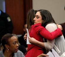 Aly Raisman Tells Nassar 'You Are Pathetic' After He Complains About Sentencing Hearing