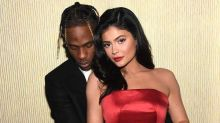 Kylie Jenner And Travis Scott Reunite For High Fashion Photoshoot At Home