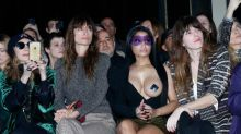 Nicki Minaj Bares Her Breast for Fashion in Paris, and She's Not Alone