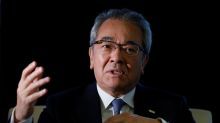 New chief of Japan's SMBC bank 'actively studying' acquisition of US bank