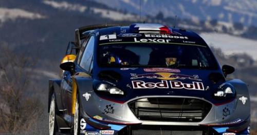Rallye - WRC - Corse - Sébastien Ogier domine le shakedown du Tour de Corse