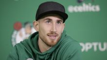 In a lost season, Gordon Hayward vows to remain a vital part of the Celtics