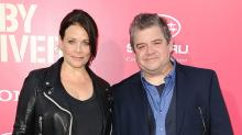 Patton Oswalt Hits Red Carpet With New Girlfriend Meredith Salenger