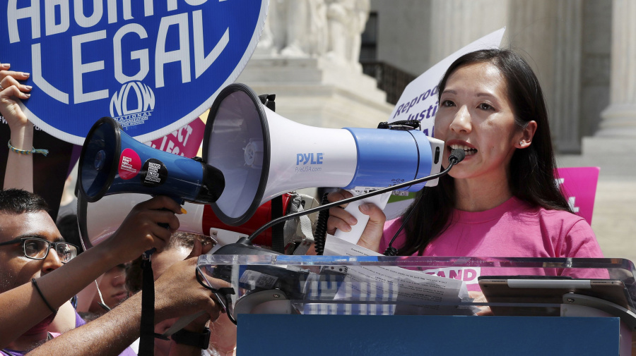 Planned Parenthood head out after only 8 months