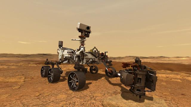 NASA's Mars 2020 rover and helicopter are nearly ready for launch