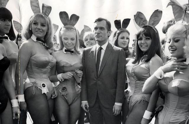Hugh Hefner docuseries bares all on Amazon Prime next month