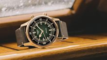 Longines' Latest Watch Is From the Sixties. And the Bronze Age. And the Deep Green Sea