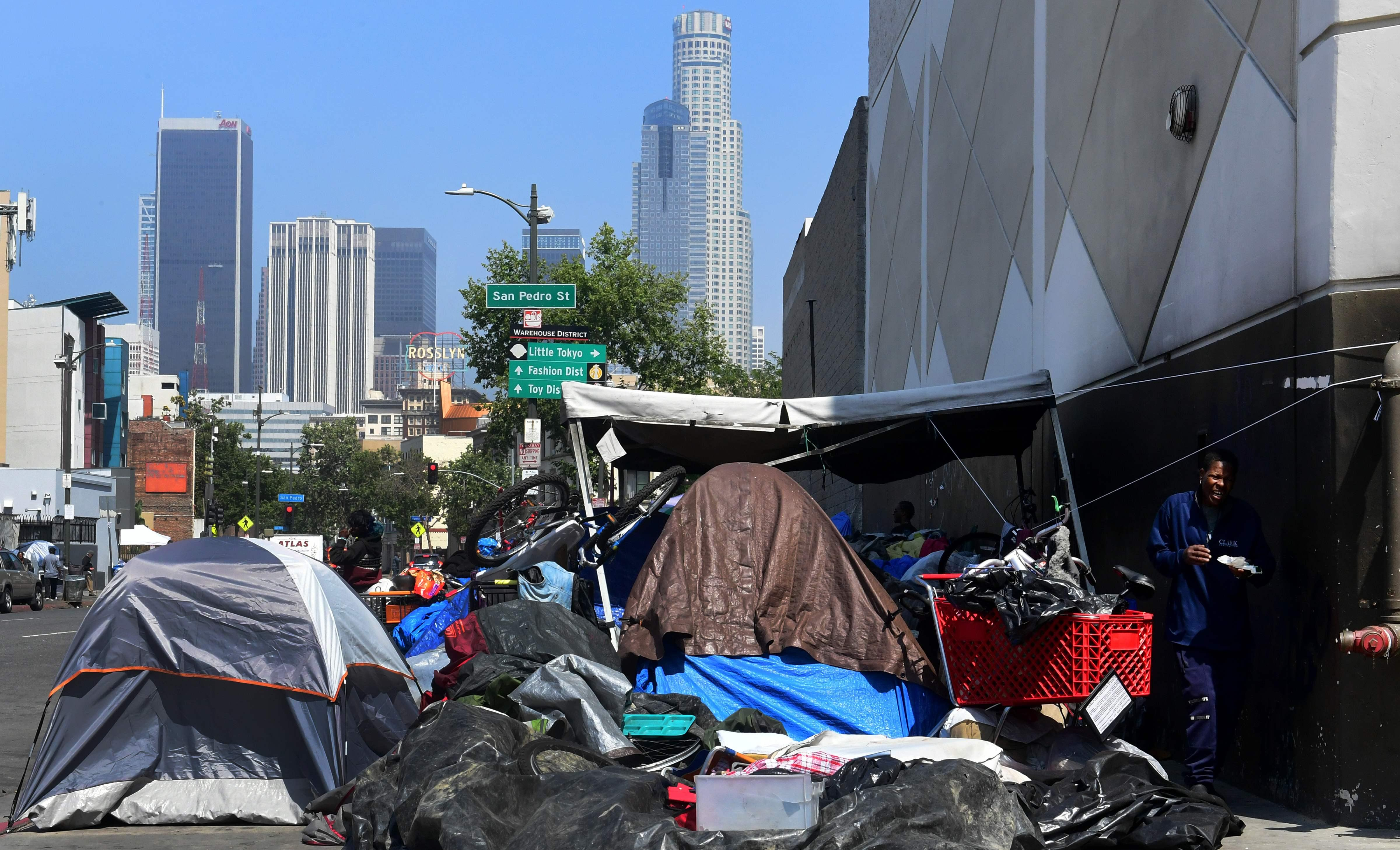 Bug infestations, tent-lined streets: California's homelessness crisis is at a tipping point. Will a $12B plan put a dent in it?