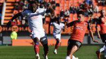 Lyon decepciona, não cria muitas oportunidades e empata com Lorient