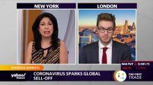 Coronavirus sparks global sell-off
