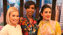 Priyanka Chopra's appearance on Live with Kelly will brighten your day