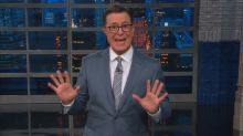 Stephen Colbert blasts Trump's Supreme Court nominee