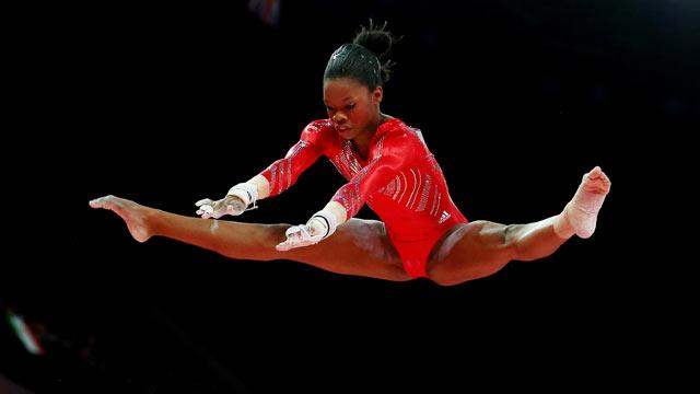 How many medals will Gabby Douglas win?