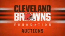Place your bids now for once-in-a-lifetime experiences with top players, coaches and more to benefit Cleveland Browns Foundation