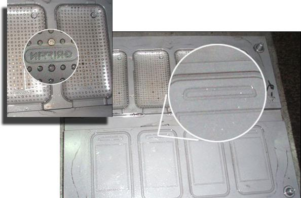 3G iPhone case molds leaked in pre-WWDC hysteria?