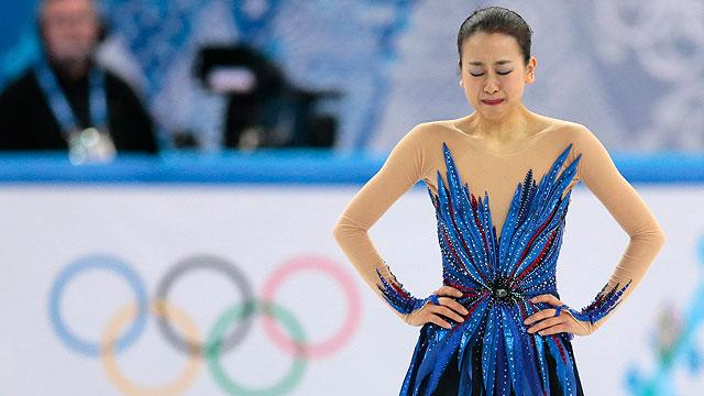 Mao Asada has redemptive night in Sochi