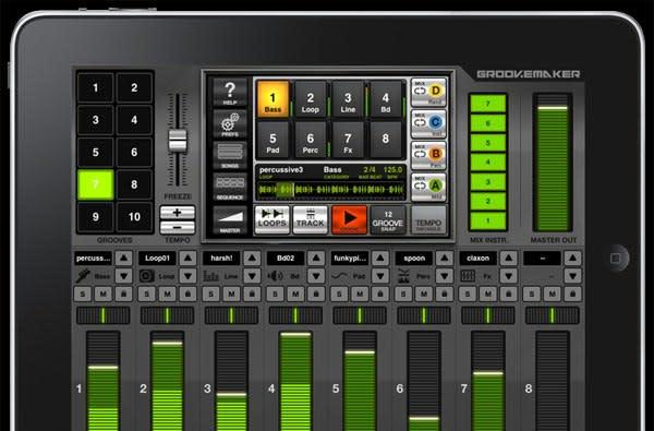 Count The Beats: IK Multimedia brings GrooveMaker to the iPad