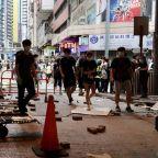 Asian markets mixed as U.S.-China tensions heat up