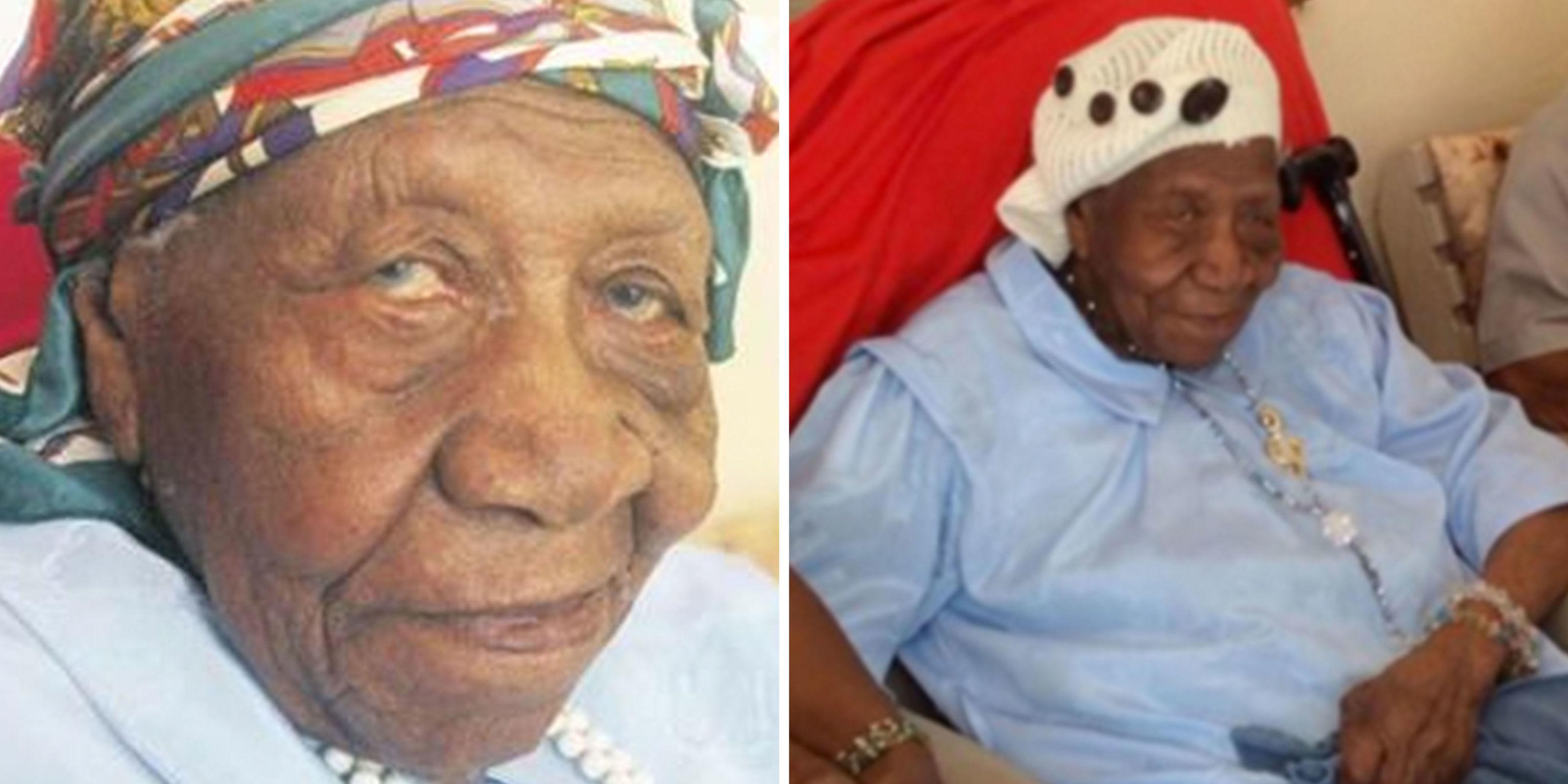 The Newest 'World's Oldest Person' Shares Her Secrets for ...