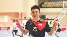 Why I Play series: Floorball player Glendon Phua
