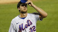 Matz shellacked, Mets blown out by Nationals