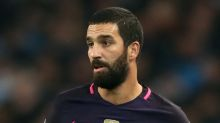 Galatasaray's Arda Turan tests negative for coronavirus but misses Rangers tie