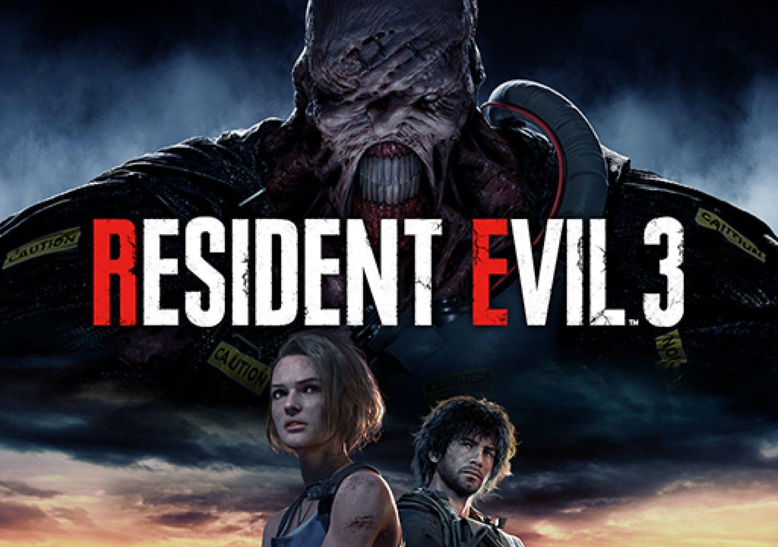 Resident Evil 3 Remake Hits Ps4 Xbox One And Pc On April 3rd