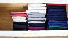 Forget Everything You Know About Folding Clothes And Do This Instead