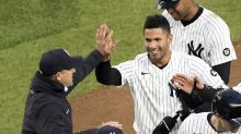 Yankees SS Torres cleared after positive COVID-19 test